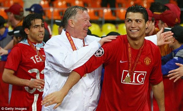 Thanks for the memories: Ferguson praised Ronaldo for staying loyal to Manchester United