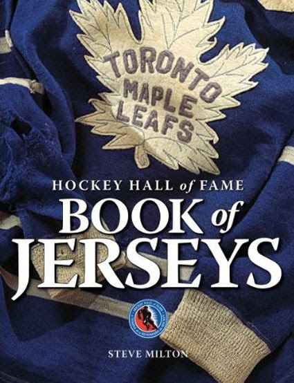 HHOF Book of Jerseys, HHOF Book of Jerseys