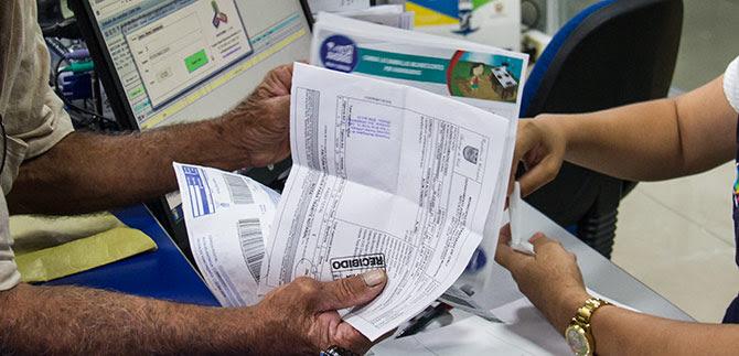 Suspenden servicios en los centros de atención al contribuyente, por esta semana