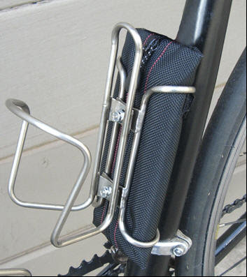 Adding Water Bottle Cages To Bicycles Without Braze