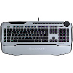 ROCCAT - Horde AIMO Wired Membrane Keyboard with RGB Back Lighting - White