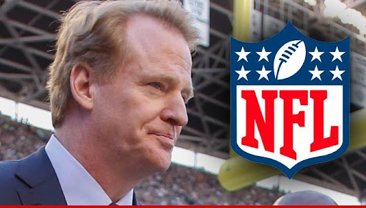 Roger Goodell -- I'M READY TO TALK ... Holding News Conference Today