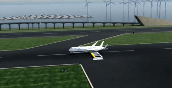 Airbus imagines 'smarter skies' by 2050 reduced emissions and shorter flight times