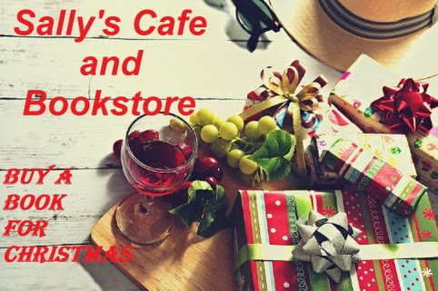 Sally's Cafe and Bookstore – Buy a Book for Christmas #Mysteries and #Satire – Anita Dawes, Christoph Fischer, Sue Hampton, Allan Hudson and Ian Hutson