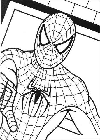 Dibujo De El Sorprendente Hombre Araña 2 Para Colorear Dibujos