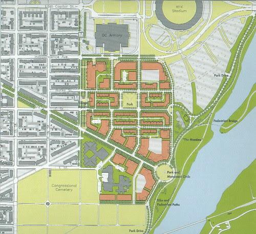 Reservation 13 Master Plan diagram