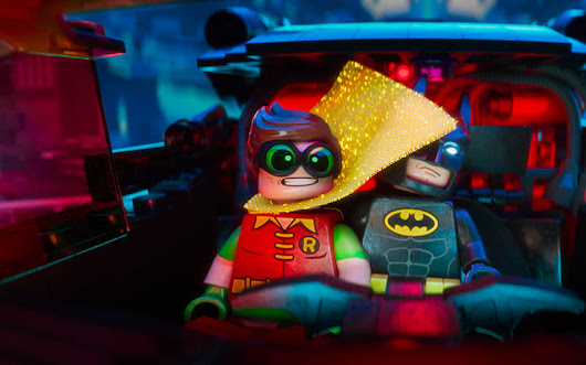 'LEGO Batman' nearly too much fun for its own good - East Idaho News