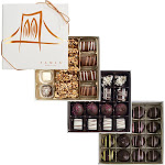Gourmet Chocolate Gift Boxes, Great Chocolate Gift 47 pc.
