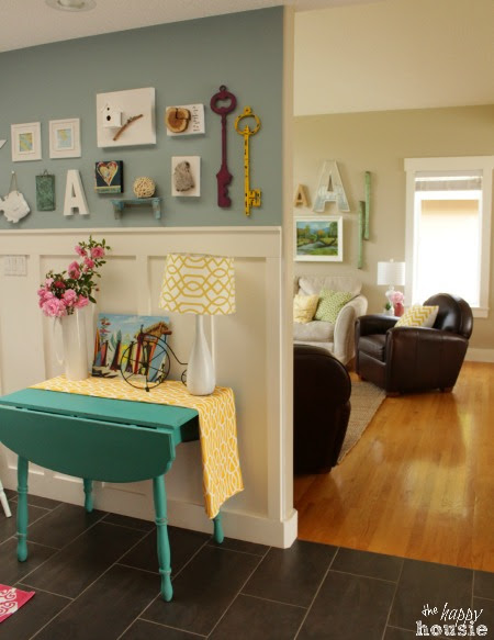 The Happy Housie Home Tour for Design Dreams by Anne 11