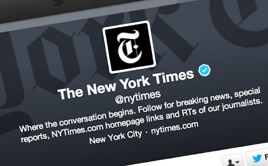 If a tweet worked once, send it again — and other lessons from The New York Times' social media desk