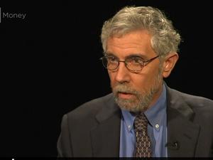Krugman critica postura de líderes gregos em aceitar exigências de credores (Foto: Reprodução/CNN)