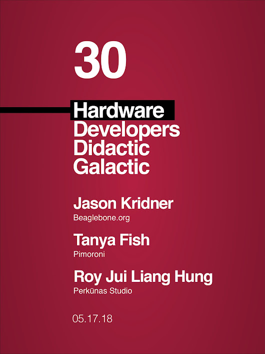 Hardware meetup tonight in SF