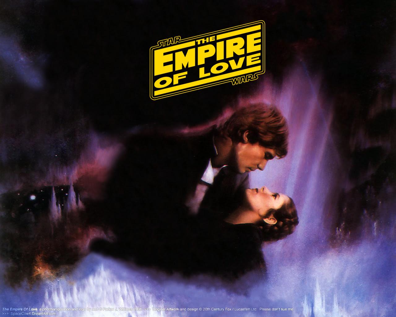 Han And Leia Leia And Han Solo Wallpaper 12866487 Fanpop