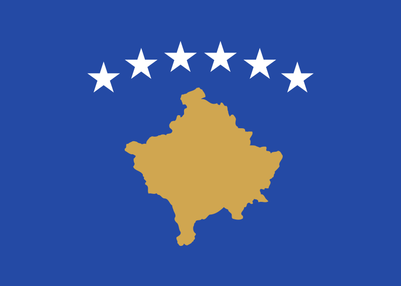 Image:Flag of Kosovo.svg