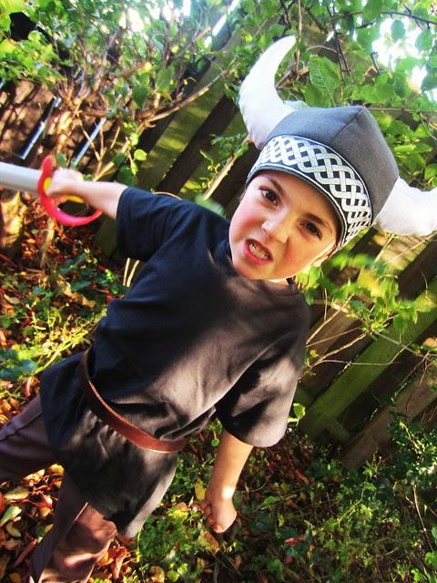 viking hat pic two