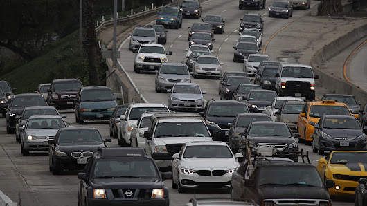 Record Number Of Miles Driven In U.S. Last Year