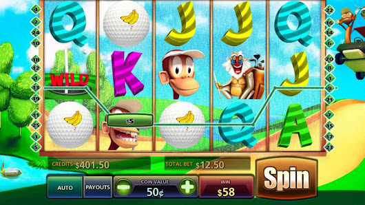 Golf'n monkeys : quand le golfe s'invite dans les casinos