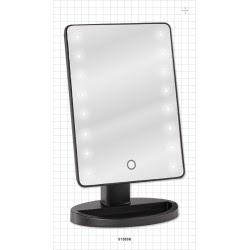 Table Top Mirror With Led Lights Facepaint Online
