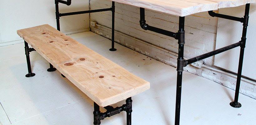 Woodworking Bench Blueprints