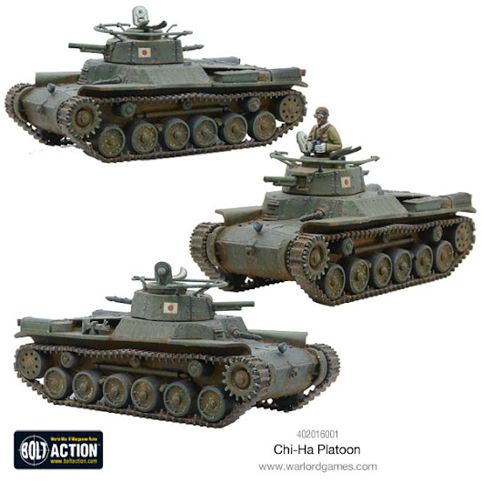 New WWII 'Bolt Action' Miniature Releases from Warlord Games | The Gaming Gang