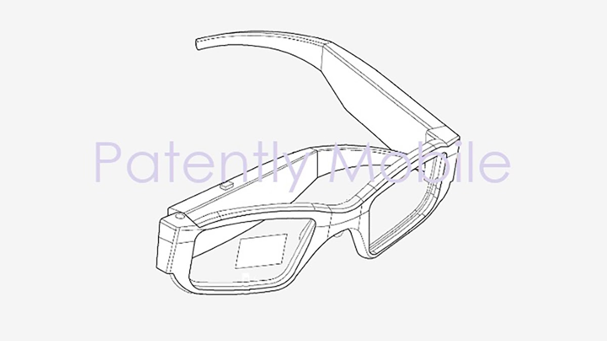 Samsung Smart Glasses leak