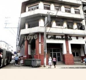La Casa del Pan de Toyo, ni sombra de lo que fue