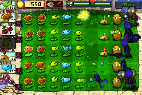 potential u plants vs zombies u announcement on august nd Plantz Vs Zombie 2 Is Announced Posted By : Rendy Rembana 480x320