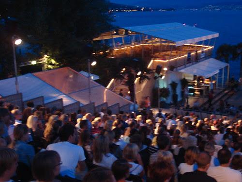 OrangeCinema Zürich 29.07.09