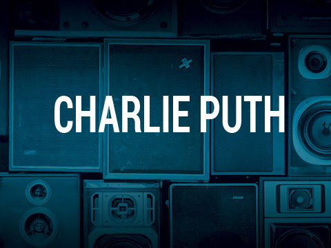 "Charlie Puth ""One Call Away"""