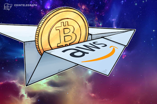 Amazon Web Services Launches Managed Blockchain Service