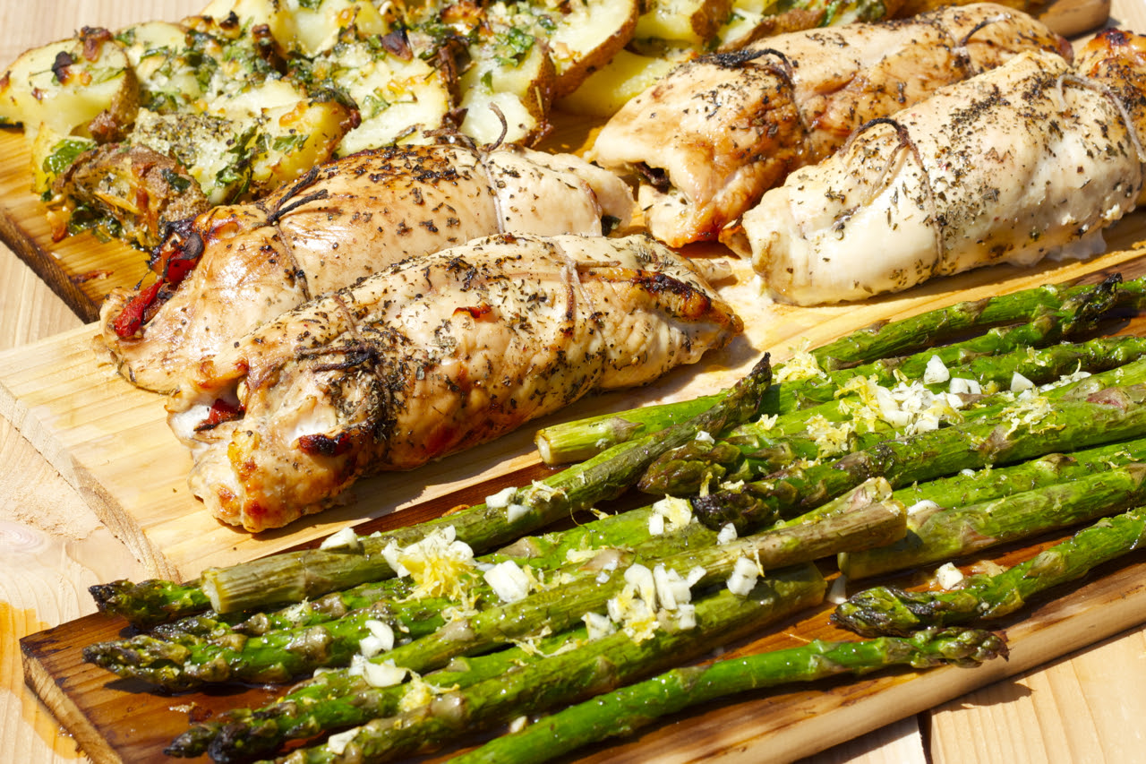 Plank Grilling Recipes