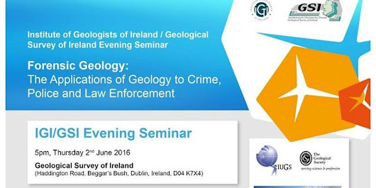 Forensic Geology - Applications to Crime, Police & Law Enforcement