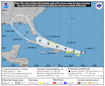 Tropical storm forecast to form soon, could approach Florida as Cat 1 hurricane