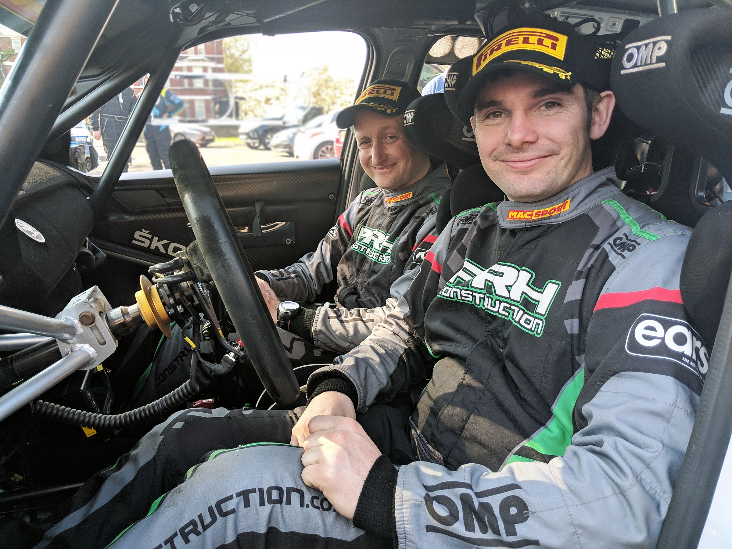 SS6: Desi Henry Wins in Strabane, McGeehan Tops Tables ...