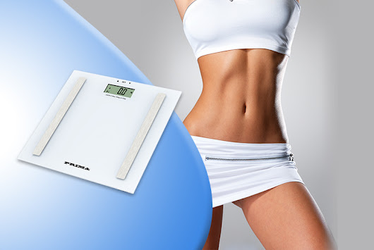 £9.99 instead of £40 for a set of 3-in-1 bathroom weighing scales - save 75%