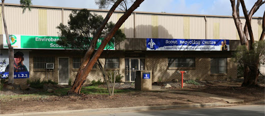Pooraka Recycling Depot | Scout Recycling Centre | Adelaide