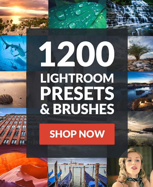 Free Lightroom Presets, Luminar Presets, Photoshop Actions & More!