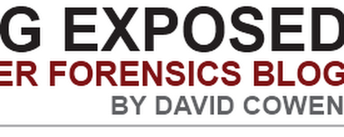 Hacking Exposed Computer Forensics Blog: Daily Blog #101: Forensic Imaging Speed Testing