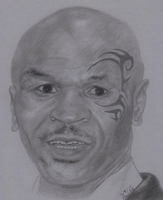 An Iron Mike Portrait
