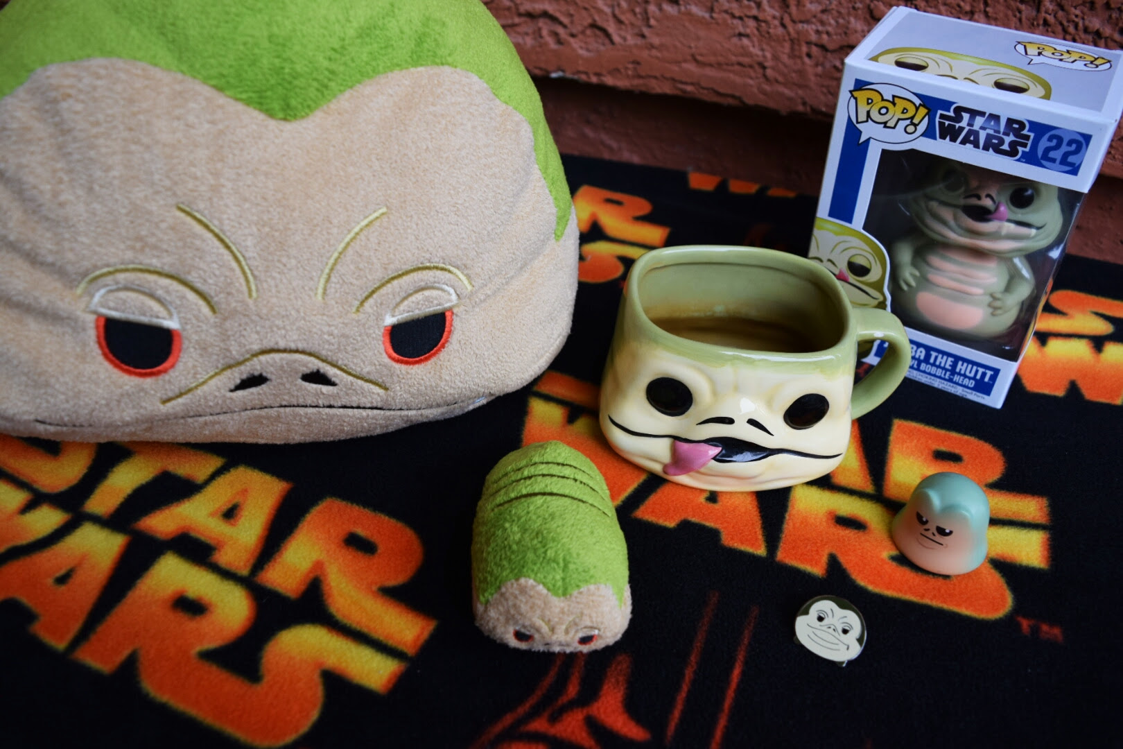 My Cute Jabba the Hutt Collection | Anakin And His Angel