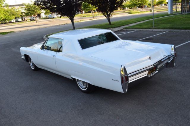 1968 CADILLAC COUPE DEVILLE CLEAN CALIFORNIA RUST FREE ...