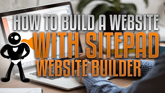 How To Build A Beautiful Website Using SitePad's Website Builder