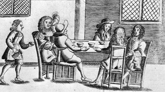 Social Networking in the 1600s - NYTimes.com
