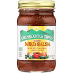 Green Mountain Gringo Salsa - Mild - 16 oz