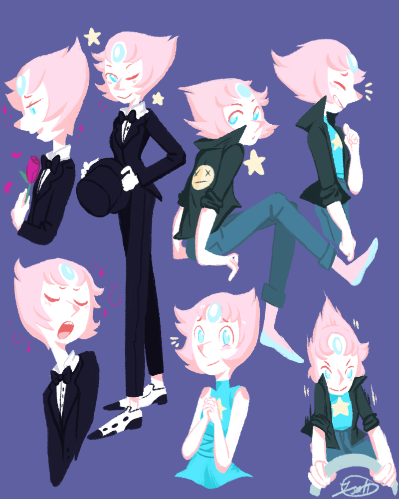 Get a pearl who can do both