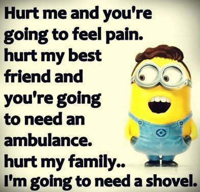 Funny Minion Quote About Family Pictures, Photos, and ...