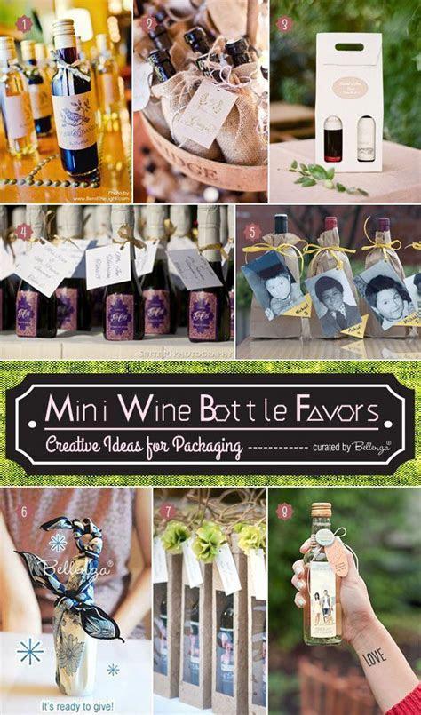 Best 25  Mini wine bottles ideas on Pinterest   Wine