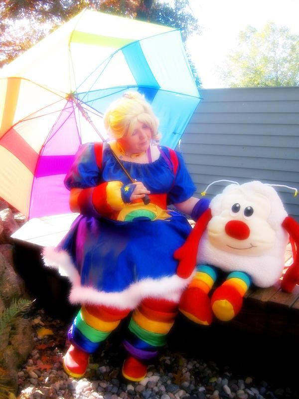 Rainbow Brite With Twink by ~Espeakus on deviantART