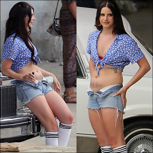 lana del rey chola music video