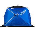 Otter Outdoors XTH Pro Lodge Thermal Hub Shelter - Ice